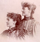 Isabella and Janet Robertson.