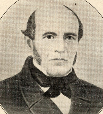 Dr. James Cobban.  Physician.  1802-1857