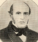 Dr. James Cobban.  Physician.  1802-1857