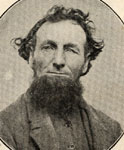 William Smiley.  1821-1898. Carpenter. Saw Mill operator. Municipal Politician