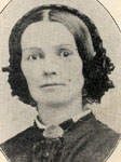 Mrs. Benjamin Jones (Elizabeth Foster).  1826-1889.