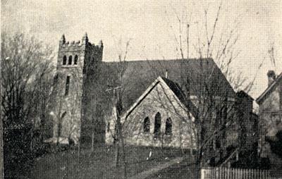 Grace Anglican Church. Milton, Ont.