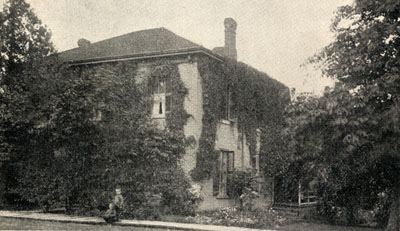 Grace Church Rectory, Milton, Ont.