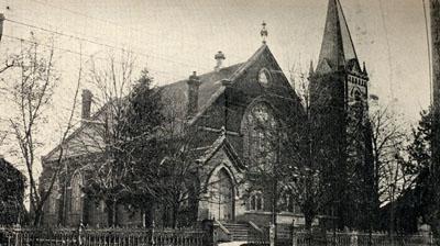 Knox Presbyterian Church, Main St., Milton