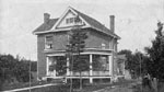 Residence of T. D. Hume.
