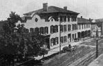 The New Royal Hotel.  F. Martin, ...