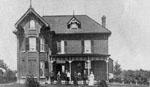 Residence of Greenless Bros., lumber merchants, Milton, Ont.