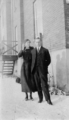 Ernest and Mable Rendle
