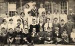 Students at Bruce Street Public School, Milton