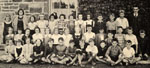 Grade six class at Bruce Street Public School, Milton