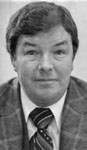 Mike Armstrong.  Regional Councillor, Halton Hills