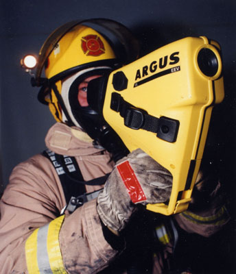Argus thermal imaging camera.