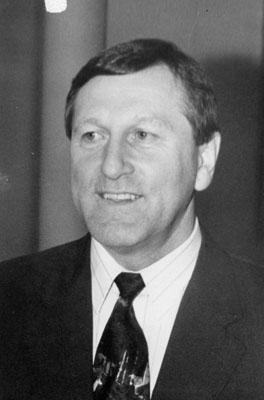 John Burke, CAO for Halton Region