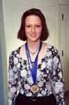 Nicole Bawden, student