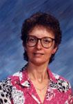 Flo Belford.  Teacher, School Board Trustee, Bridge Player.