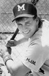 John Blasko.  Milton Red Sox baseball team.