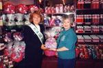 Audrey Conaghan.  Milton Fair Ambassador. 1995