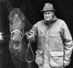 Lloyd Chisholm.  Horse breeder.  Member of the Canadian Horse Racing Hall of Fame.