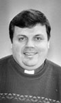 Father Mark Curtis.  Priest. Musician
