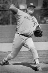 Tim Chapman. Milton Red Sox baseball team.