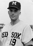 Brent Currie.  Milton Red Sox baseball team.