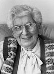 Marie Clements.  Artist.  b.1912 d.2005