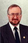 Noel Duignan, MPP, Halton North, 1990-1995, NDP.