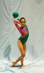 Amy DiPalma, gymnast