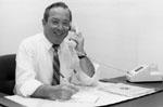 Walt Elliot. Liberal. MPP, North Halton, 1987-1990