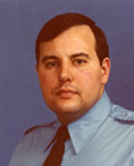 Sgt. Wayne Eastwood, Police Officer