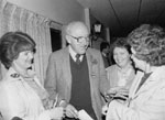 Gus Goutouski.  Regional Councillor 1979-1980.  Real Estate Agent.   Veteran WWII.