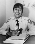 Tanya Grimmer, police safety officer