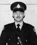 Bill Gall, Police officer
