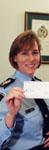 Jackie Gordon, police officer