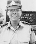 Sgt. Lynne Hunt, Ontario Provincial Police