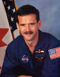 Chris Hadfield, Astronaut