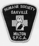 Crest of the Oakville/Milton Humane Society