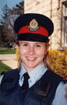 Constable Kathy Lefroy