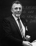 Rev. Rod Lewis, Citizen of the Year 1977