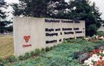 Entrance to Maplehurst Correctional Centre