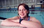 Tara Nesbitt, swimmer
