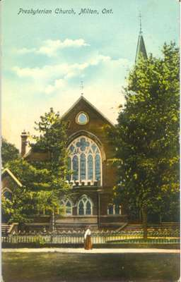 Knox Presbyterian Church, Milton, Ontario