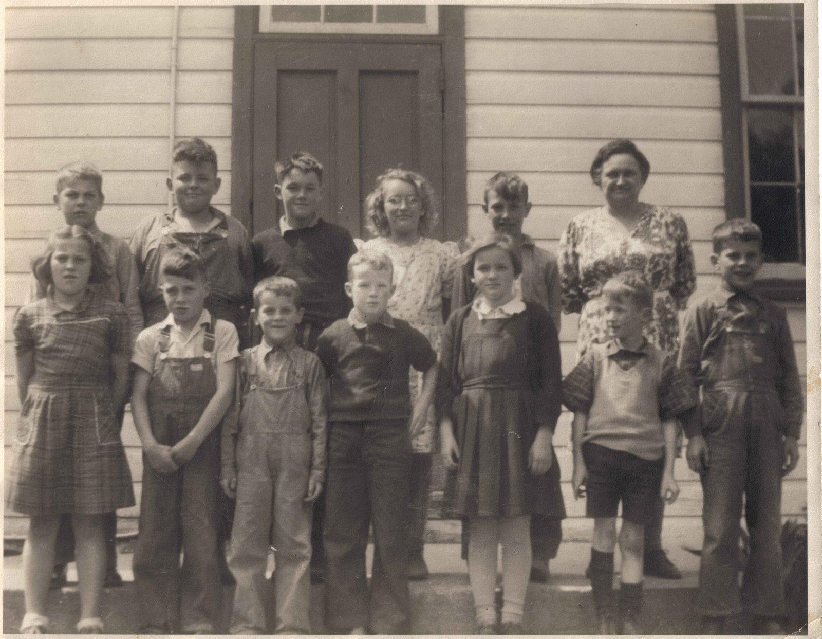 Ligny School group