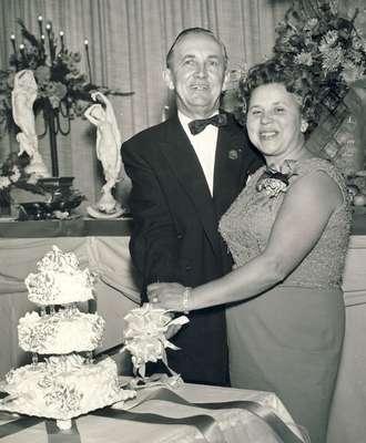 Mr. and Mrs. William Ollen
