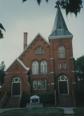 St. David's Presbyterian Church, 132 Main Street N., Campbellville