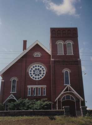 Ebenezer United Church, 12274 Guelph Line