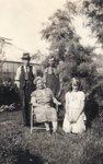Grampa Charles, Mr. and Mrs. Batty, Ruth Elliott