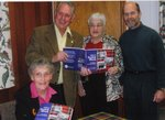 "Launch of the book ""Halton's Scotch Block"" by Gloria Brown and Jim Dills"