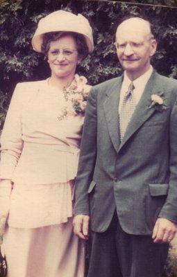 Annie Dell Dawson and George Dawson
