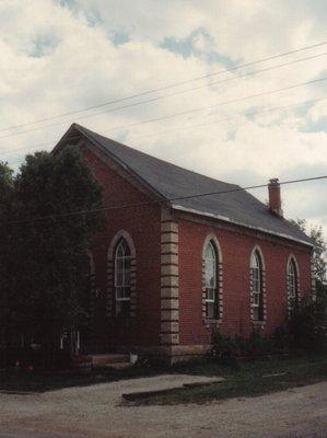 Bethany M.E. Church, Nassagaweya Township, Ont.